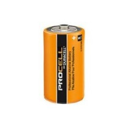Duracell Procell D Alkaline battery PC1300 1.5V Box of 12